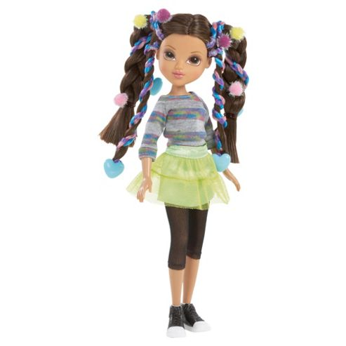 Moxie Girlz Bendy Braidz Doll Sophina