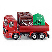 Toy - Recycling Truck - 0828 - Siku