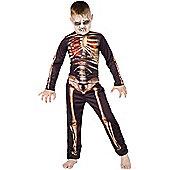Child Skeleton Halloween Costume
