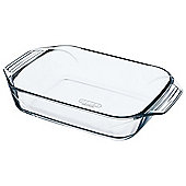 Pyrex Optimum Rectangular Roaster 39 x 25