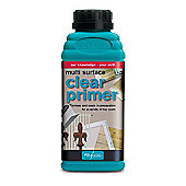Polyvine Clear All Purpose Primer Primes And Seals - 500 ML