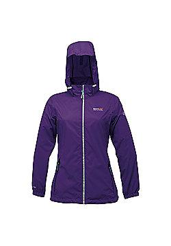 Regatta Ladies Corinne II Waterproof Jacket - Purple
