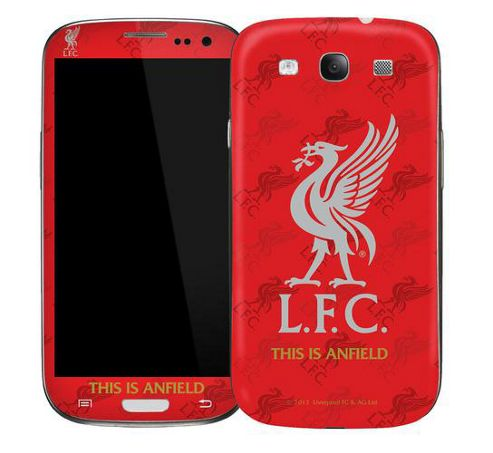 Liverpool FC Samsung Galaxy S3 Mobile Phone Skin