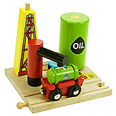 Bigjigs Rail BJT206 Oil Well