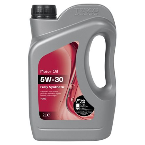 Buy tesco 5w30 fully synthetic oil ford 2l from our car for 5w30 fully synthetic motor oil