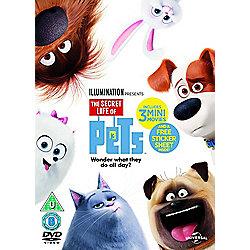 The Secret Life of Pets DVD
