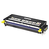 Dell Standard Capacity Yellow Toner Cartridge (Yield 4,000 Pages) for Dell Colour Laser Printer 3110cn