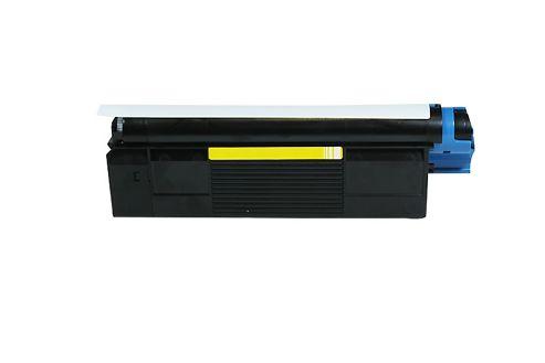 OKI Toner Cartridge for C3200 Desktop Colour Printers (Yellow)