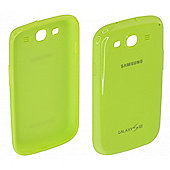 Galaxy S3 Protective Opaque TPU Case Mint