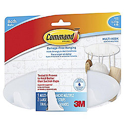 Command Bath Hook