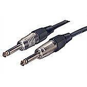 Pro Jack to Jack Unbalanced Instrument Cable - 1.5m