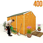 BillyOh 400 10 x 7 Windowless Overlap Apex Shed