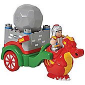 WOW Toys George's Dragon Tale Playset