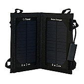 iTravel 3W Portable Solar Panel Smart Phone Charger (iPhone 5/5S/6)