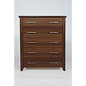 Urbane Designs Tango 5 Drawer Chest