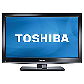 "Toshiba 22DL702 22"" Full HD LED TV/DVD Combi with Freeview"