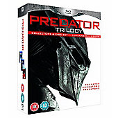 Predator Trilogy (Blu-Ray Boxset)