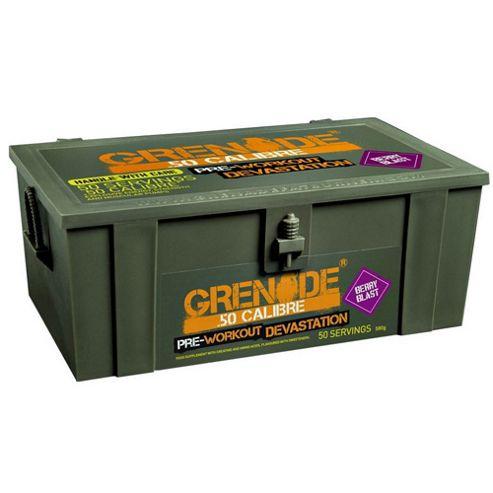 Grenade 50 Cal. - Berry Blast