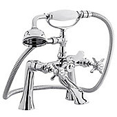 Ultra Beaumont Deck Mounted Bath Shower Mixer