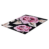 Ultimate Rug Co Aspire Zaire Modern Rug - 120 cm x 170 cm (3 ft 11 in x 5 ft 7 in)