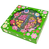 Bigjigs Toys BJ709 Flowers Bead Box