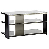 Studio Black Glass TV Stand for up to 37 inch TVs