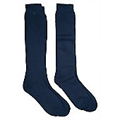 Thermal Socks - Two Pack - Navy - 9/10