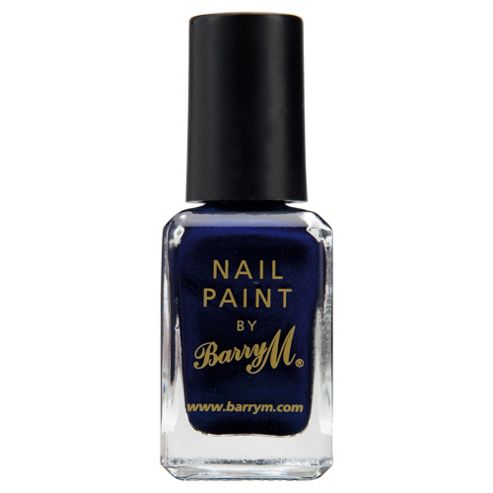 Barry M Nail Paint 292 - Navy