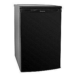 Russell Hobbs 55cm Black Freestanding Under Counter Freezer, RHUCFZ55B