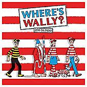 Wheres Wally Calendar