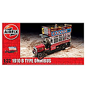 Airfix 1:32 Scale 1910 B Type Omnibus Model Kit