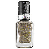 Barry M Textured Glitter Nail Paint 6 Gold Majesty 10Ml