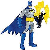 Batman Power Attack 15cm Figure - Cyberbat Batman