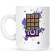 Yummy Chums Chocolate 10oz Ceramic Mug