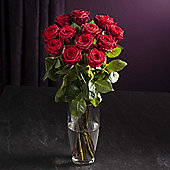 Finest Red Naomi Rose Bouquet