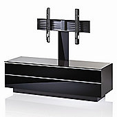 UK-CF G Series GS TV Stand - Black - 135cm