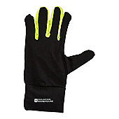 Force Unisex Running Breathable Reflective Smart Phone Touch Fingers Gloves ( Size: M/L )