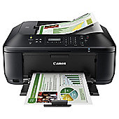 Canon PIXMA MX535, All-in-One Wireless Inkjet Colour Printer, A4 - Black
