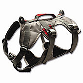 Ruff Wear DoubleBack Dog Harness in Graphite Grey - Large (86cm - 107cm W)