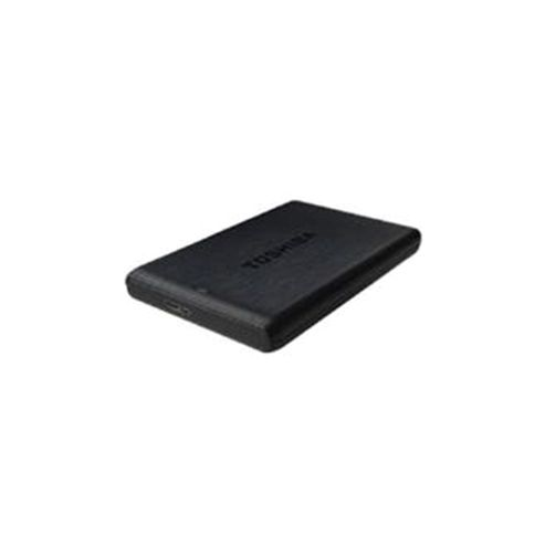 Toshiba Stor.E Plus 2.5 inch 1TB External Hard Drive USB 3.0 (Black)