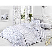 Rapport Art Laura Single Quilt Set Blue