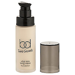 Bd Trade Secrets Vital Skin Long Wear Foundation Porcelain Skin - 1