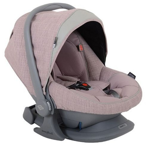 Bebecar Magic Easy Maxi ELs Car Seat (Candy Floss)