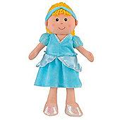 Fiesta Crafts Cinderella Rag Doll