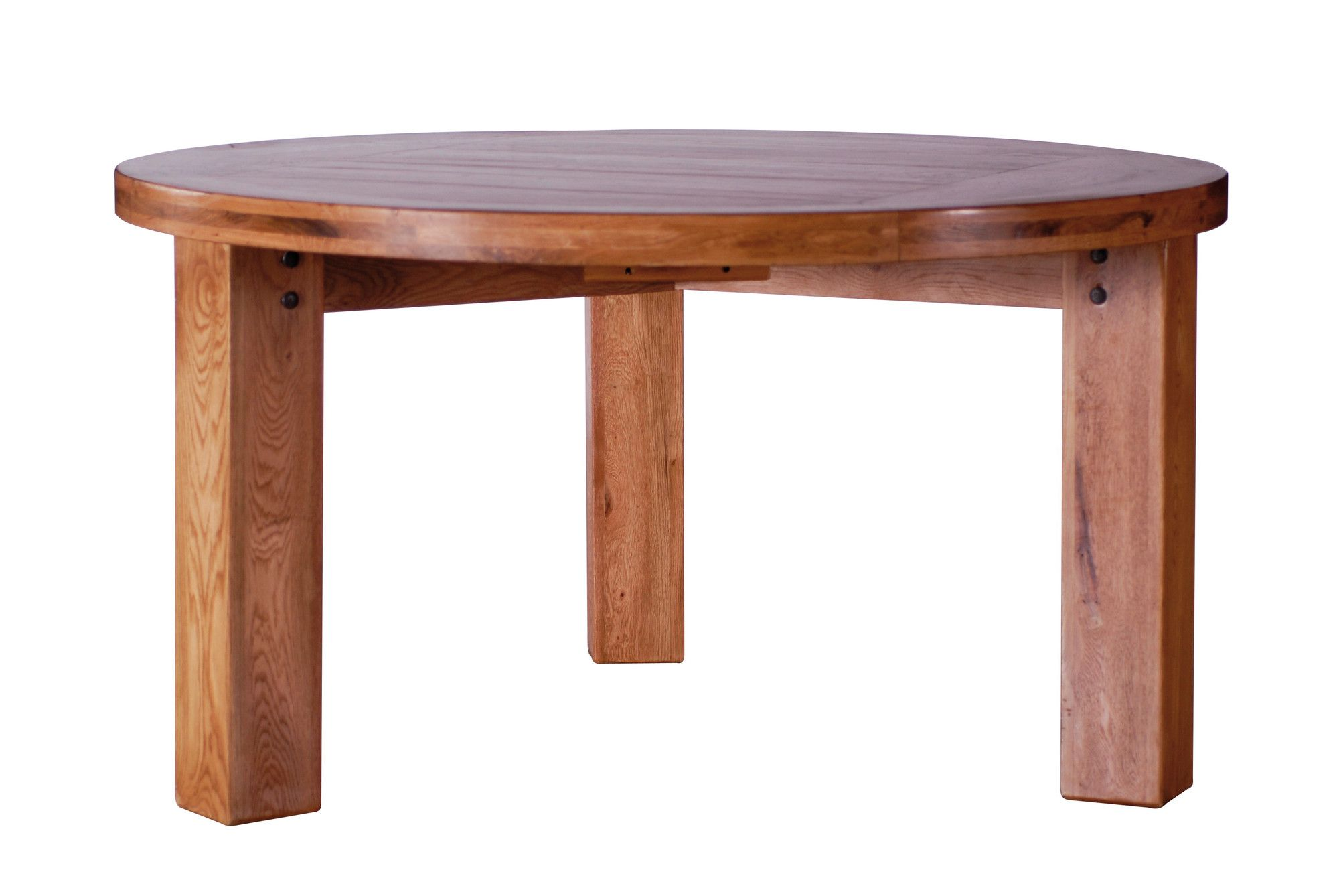 Hawkshead Lyon 150cm Round Dining Oak Table Beautiful  : 750 2326PI1000015MNwid2000amphei2000 from oakdiningsets.me.uk size 2000 x 2000 jpeg 121kB