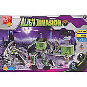 Block Tech - Alien Invasion Building Set