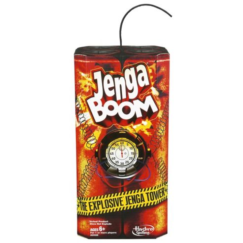 Jenga Boom Explosive Game