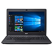 "Acer ES1-431 14"" Intel Celeron 2GB RAM 500GB HDD Laptop with DVDRW - Black"