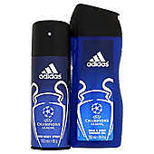 Adidas Champions League Duo Gift Set
