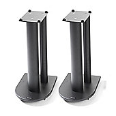 Atacama HMS 1.1 500 Speaker Stands, Satin Black
